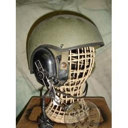 """COMBAT CREW HELMET """"CVC GENTEX"""" US ARMY AS NEW/COLLECTORS ITEM"""