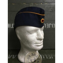 GERMAN AIR FORCE UNIFORM GARRISON CAPS AS NEW