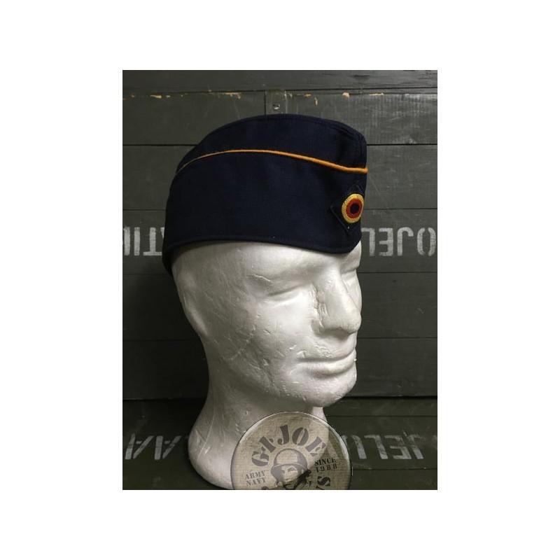 GERMAN AIR FORCE UNIFORM GARRISON CAPS AS NEW