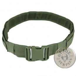 "TACTICAL BELT ""MOLLE SYSTEM"" GREEN COLOUR"