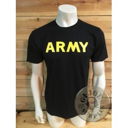 """US ARMY """"ARMY"""" PT T/SHIRT"""