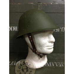 ROMANIAN ARMY M1973 STEAL HELMET USED PERFECT CONDITION