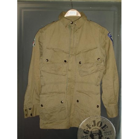 M42 PARA JACKET US ARMY WWII /COLLECTORS ITEM