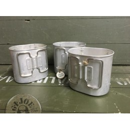 METAL ARMY CUPS