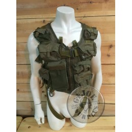 US AIR FORCE  PILOT AND CREW  SURVIVAL VEST 1983  USED /COLLECTORS ITEM