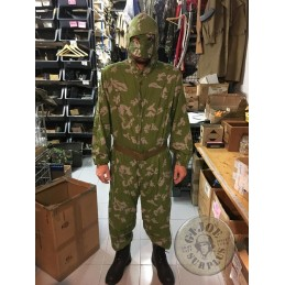 SOVIET UNION KLMK CAMO COMBAT COVERALL /COLLECTORS ITEM