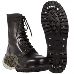 10 HOLES INVADER BOOTS