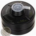GAS MASK FILTERS UNIVERSAL THREAD BRAND NEW
