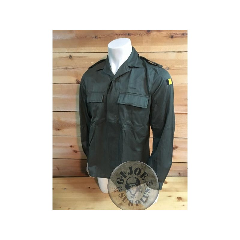 """CAMISA M/LARGE US ARMY """"POLYCOTTON"""" NUEVAS"""