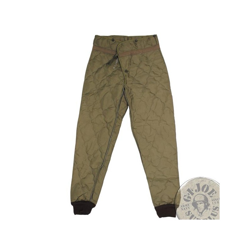 CZECH ARMY THERMO INNER TROUSERS NEW
