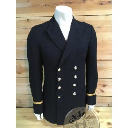 ROYAL NAVY SUB-LIUTENANT OFFICERS JACKET AS NEW /COLLECTORS ITEM