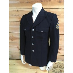 BRITISH MINISTRY OF DEFENSE GUARD SERVICE OFFICERS JACKET /COLLECTORS ITEM