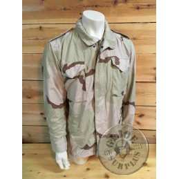 M65 JACKET 3 COLORS DESERT CAMO US ARMY NEW