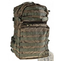 "TACTICAL MODULAR RUCKSACK ""X-LARGE 40 LITERS"" GREEN COLOUR"