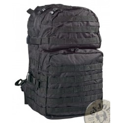 "TACTICAL MODULAR RUCKSACK ""X-LARGE 40 LITERS"" BLACK COLOUR"