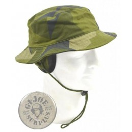 SWEADISH ARMY M90 CAMO JUNGLE HAT