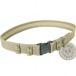 "SECURITY BELT ""PLUS"" COYOTE COLOUR"