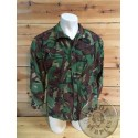 BRITISH ARMY DPM CAMO M1968 JACKET SIZE 2 USED GREAT CONDITION
