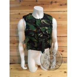 BRITISH ARMY DPM CAMO KEVLAR VEST PADDED LINING NEW