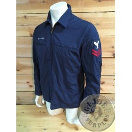 NAVY DECK JACKET UTILITY US NAVY 44 USED /COLLECTORS ITEM