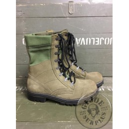 GENUINE ARMY NEW BOOTS /DUTCH ARMY GREEN  T-270/42