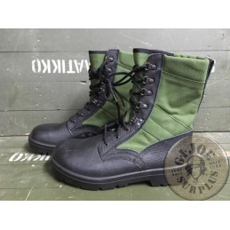 GENUINE ARMY NEW BOOTS /DUTCH ARMY JUNGLE  T-270/42