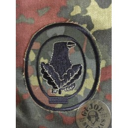 GERMAN ARMY SNIPER PATCH FLECKTARN CAMO COLOUR