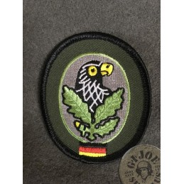 GERMAN ARMY SNIPER PATCH OFF DUTY UNIFORM