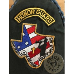 US ARMY HONOR GUARD TEXAS VETERANS CLASS A JACKET COMLETE /COLLECTORS ITEM