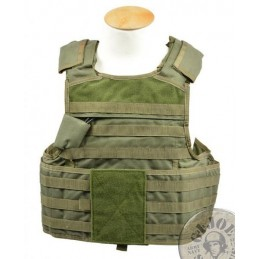 """RMVA MSA PARACLETE"" TACTICAL VEST LARGE SIZE NEW /JUST ONE PIECE"