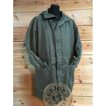 FRENCH ARMY F1 PARKA OG USED
