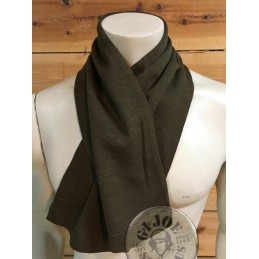 CZECH ARMY BROWN SCARF NEW