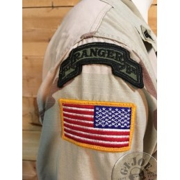 US ARMY RANGER DESERT 3 COLORS BDU JACKET /UNIQUE PIECE