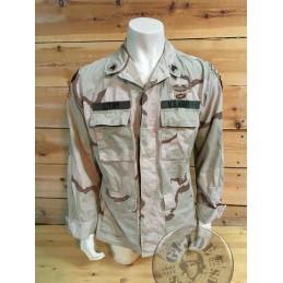 US ARMY RANGER DESERT 3 COLORS BDU JACKET /UNIQUE PIECE