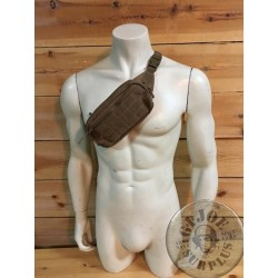 """TACTICAL KIDNEY BAG """"LIGHT"""" COYOTE COLOUR"""