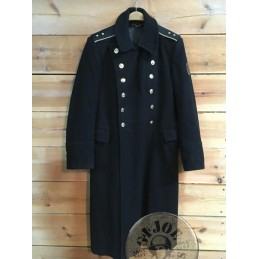 COLLECTORS ITEM /SOVIET UNION NAVY VICE ADMIRAL OVERCOAT