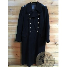 COLLECTORS ITEM /SOVIET UNION NAVY LIUTENANT CORONEL OVERCOAT