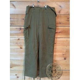 SOVIET UNION AFGHANKA WINTER TROUSERS COMBAT JACKET T-54/XL NEW/COLLECTORS ITEM