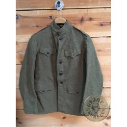 US ARMY WW1 DOUGHBOY SOLDIER TUNIC AS NEW /COLLECTORS ITEM