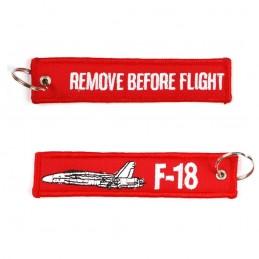 """LLAVERO """"F18"""""""