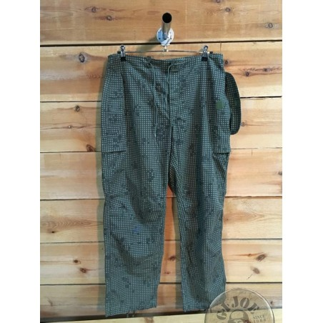 XUS ARMY NIGHT DESERT TROUSERS NEW or AS NEW