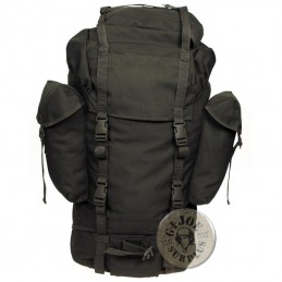 "RUCKSACK 65 LITERS ""GERMAN ARMY MODEL"" GREEN COLOUR"