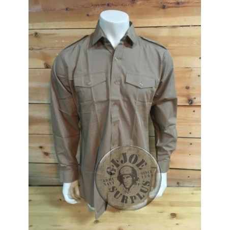 BRITISH ARMY LONG SLEEVE EVERY DAY SHIRTS NEW CONDITION