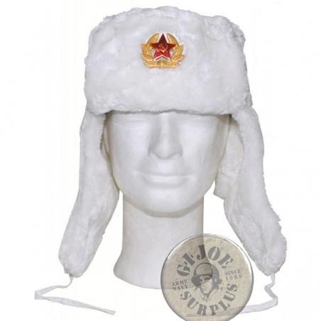 GORRES USHANKA REPLICA DE L´UNIO SOVIETICA