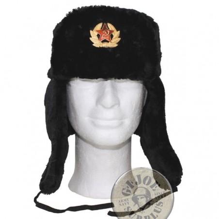 XSOVIET UNION ARMY REPLICA USHANKA HATS