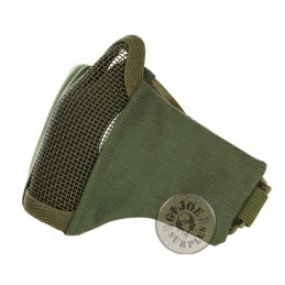 "PROTECTION MASK ""AIRSOFT PLUS"" GREEN COLOUR"