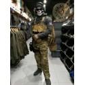 PROTECTION FACE MASK/SKULL NEOPREN