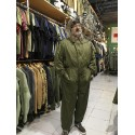 US ARMY COLD WEATHER INSULATED COVERALL OG NEW