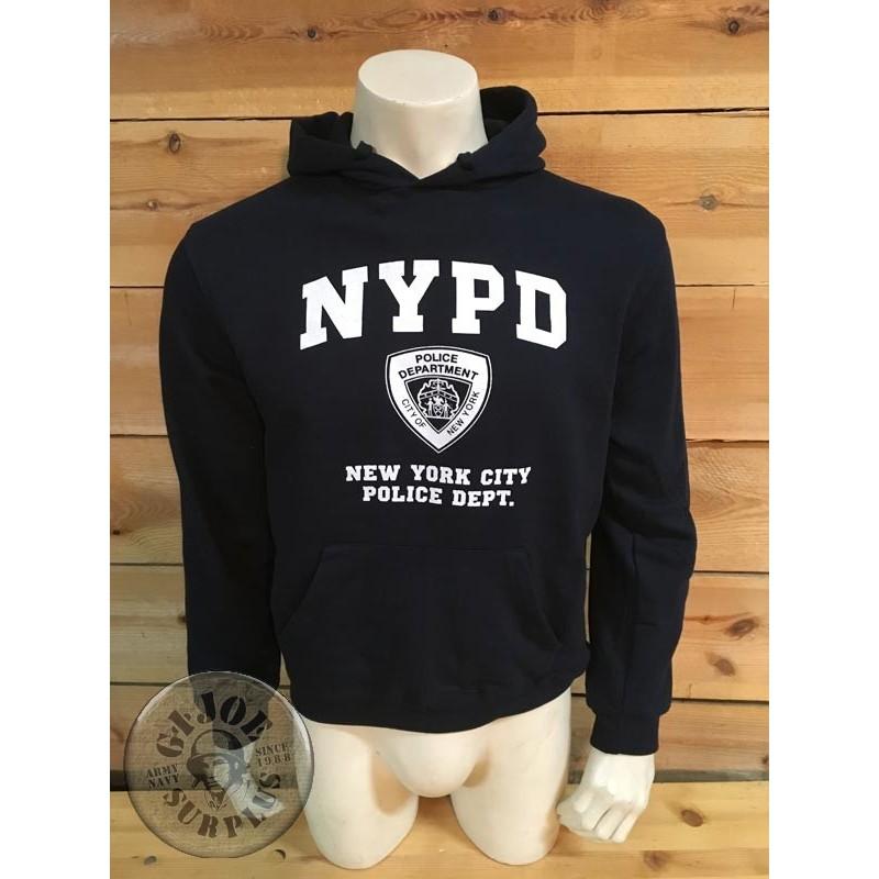 "SUADORA CAPUTXA COTO ""NYPD NEW YORK POLICE DEPARTMENT"""
