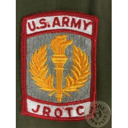 "US ARMY GENUINE PATCH ""JROTC /JUNIOR RESERVE OFFICERS"""